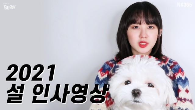[앤씨아/NC.A] 앤씨아의 2021년 설 인사 영상(with.모아)