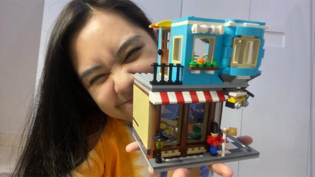 BIKIN LEGO UNTUK PERTAMA KALINYA?!?!😱😝🤘🏻