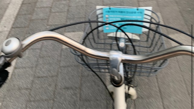 자전거타고온다니