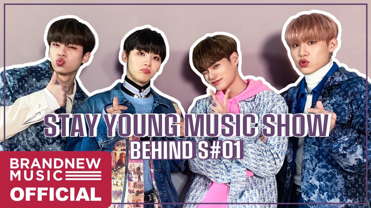 [예삐소드] AB6IX (에이비식스) 불시착 (STAY YOUNG) MUSIC SHOW BEHIND #1
