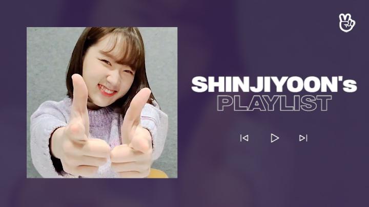 [VPICK! Playlist] Weeekly SHINJIYOON's Play List🐹🎶