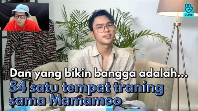 [V PICK!] Kilas Balik Alif Training Bareng Mamamoo 💚