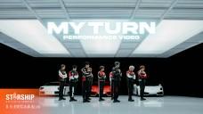 CRAVITY 크래비티 'My Turn' Performance Video