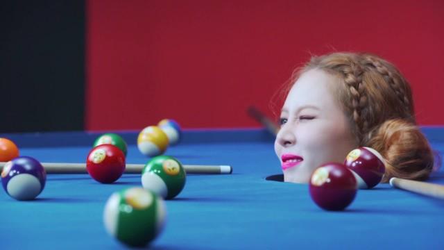 현아 (HyunA) - 'GOOD GIRL' MV Behind The Scenes