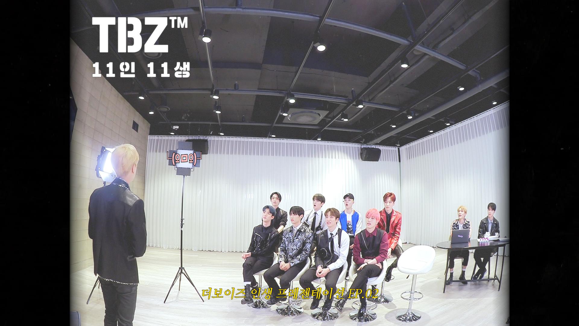 THE BOYZ(더보이즈) 11人11生 프레젠테이션 EP.02