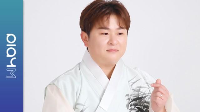 허각 (Huh Gak) 2021 설 촬영 비하인드