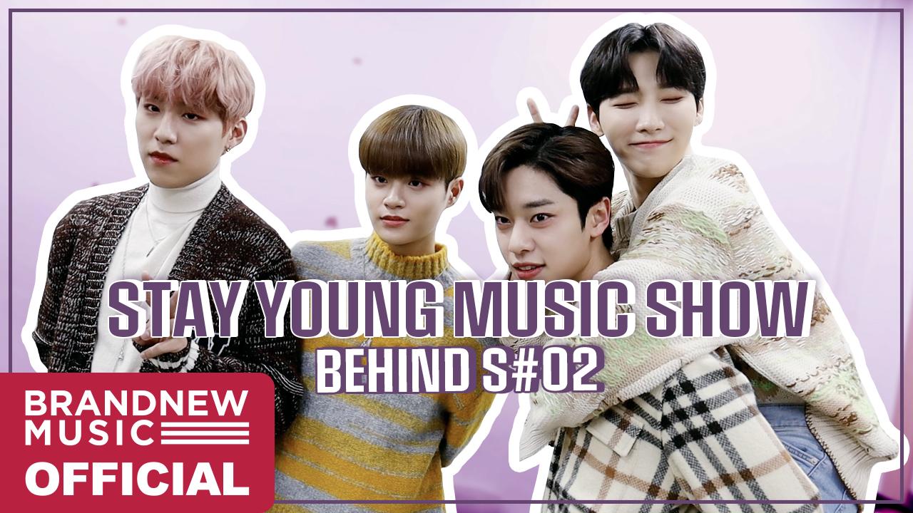 [예삐소드] AB6IX (에이비식스) 불시착 (STAY YOUNG) MUSIC SHOW BEHIND #2