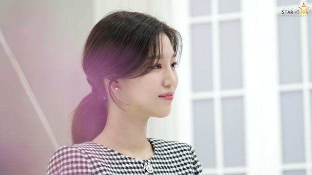 [조수연] 프로필 촬영 현장~!!