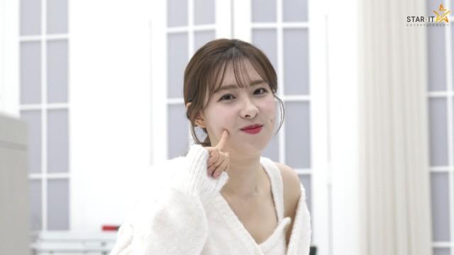 [이유빈] 프로필 촬영 현장~
