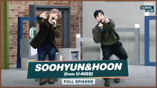 "❄️SOOHYUN&HOON (U-KISS)🌙 came to ASC with their sweet winter song ""I Wish"" _ Full Episode"