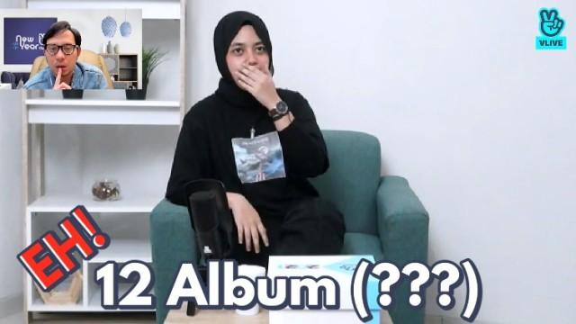 [V PICK!] Hanin Merilis 12 Album?! 📀😱