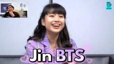 "[V PICK!] ""Bucket List"" Ghea Terinspirasi Dari Jin BTS? 🎀💜"