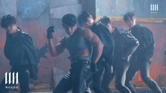 WONHO 원호 'LOSE' MV Making Film