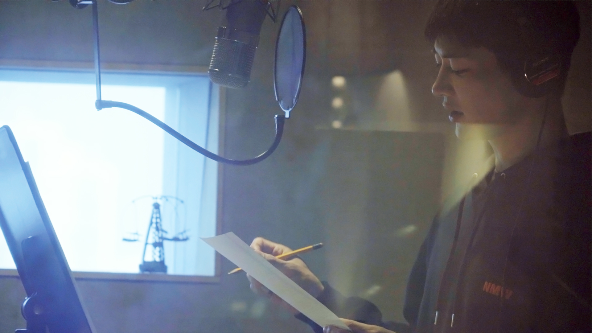 'Don't Call Me' Recording Behind | Behind the SHINee