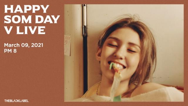 [SOMI LIVE]  🎂 HAPPY SOM DAY 🎂
