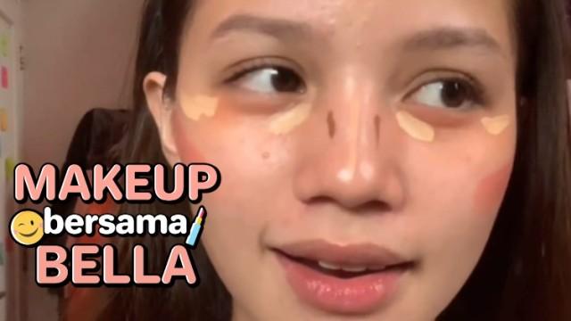 [V PICK!] Trik Makeup Baru Bella! 💄🍑