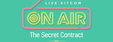 LIVE SITCOM <ON AIR_The secret contract> [ALL SHOW] PACKAGE