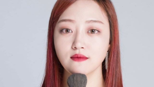 K-BEAUTY:)DAILY SPRING MAKEUP(Listen to BTS music)