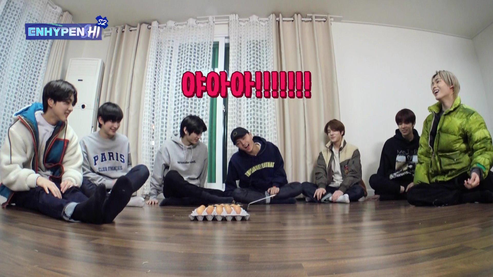 ENHYPEN (엔하이픈) 'ENHYPEN&Hi' Season 2 Teaser (Character ver.)