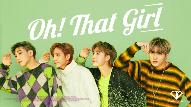 C.T.O  'Oh! That girl(C.T.O Project – The Survival)' MV (Chinese Ver.)