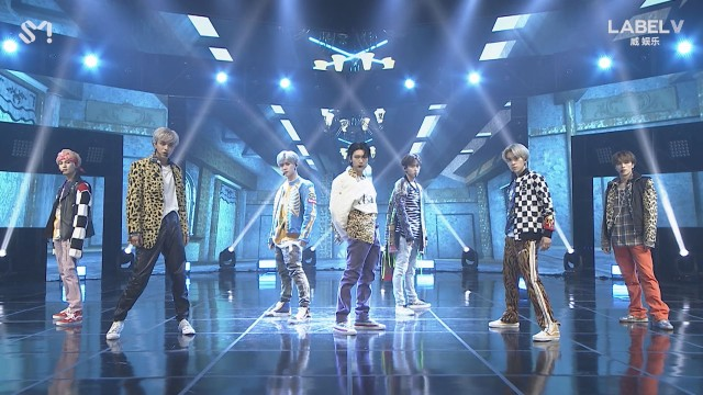 WayV 威神V '秘境 (Kick Back)' Performance Stage