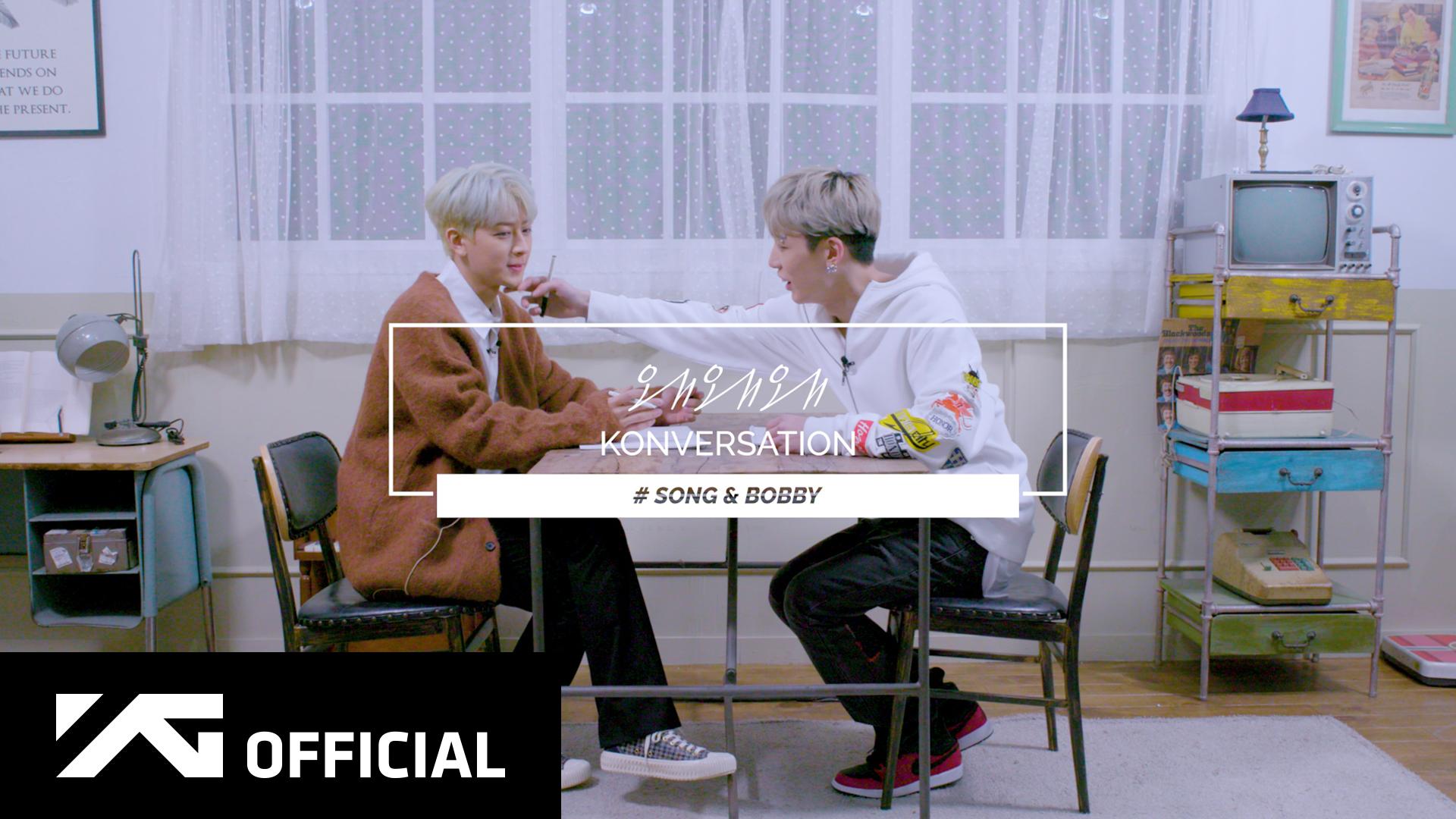 iKON - '왜왜왜 (Why Why Why)' KONVERSATION EP.3 (SONGxBOBBY)