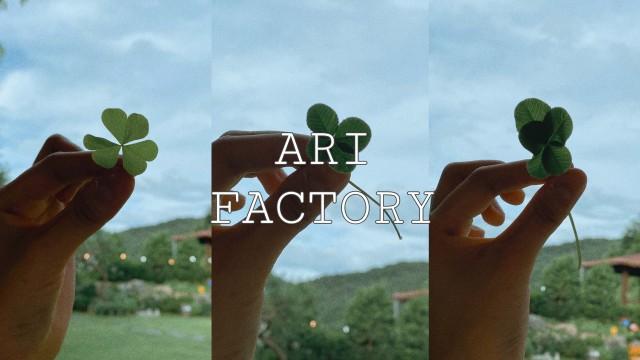 ARI Factory V-Log EP.01🌿