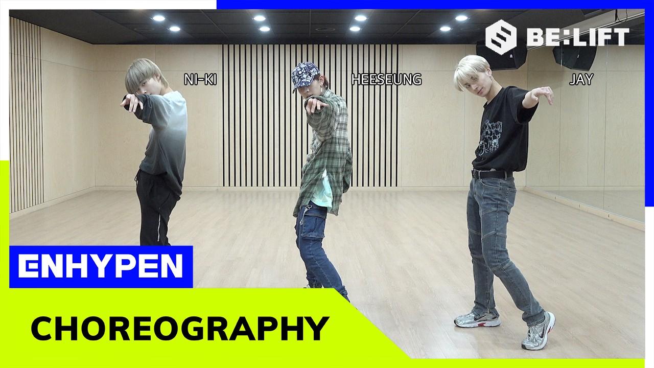 ENHYPEN (엔하이픈) 'LOVE ME RIGHT' EN-CONNECT Dance Practice