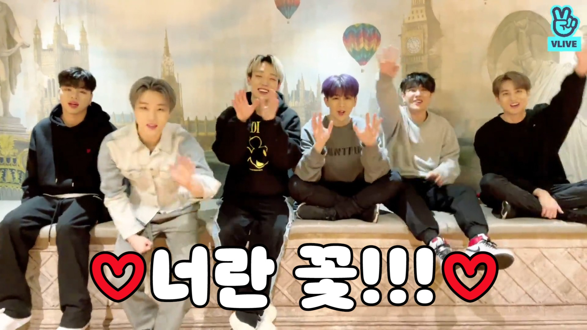 [iKON] 내가 제일 좋아하는 꽃은 아이콘 너란 꽃🌸💕 (iKON's V after last broadcast for 'Why Why Why')