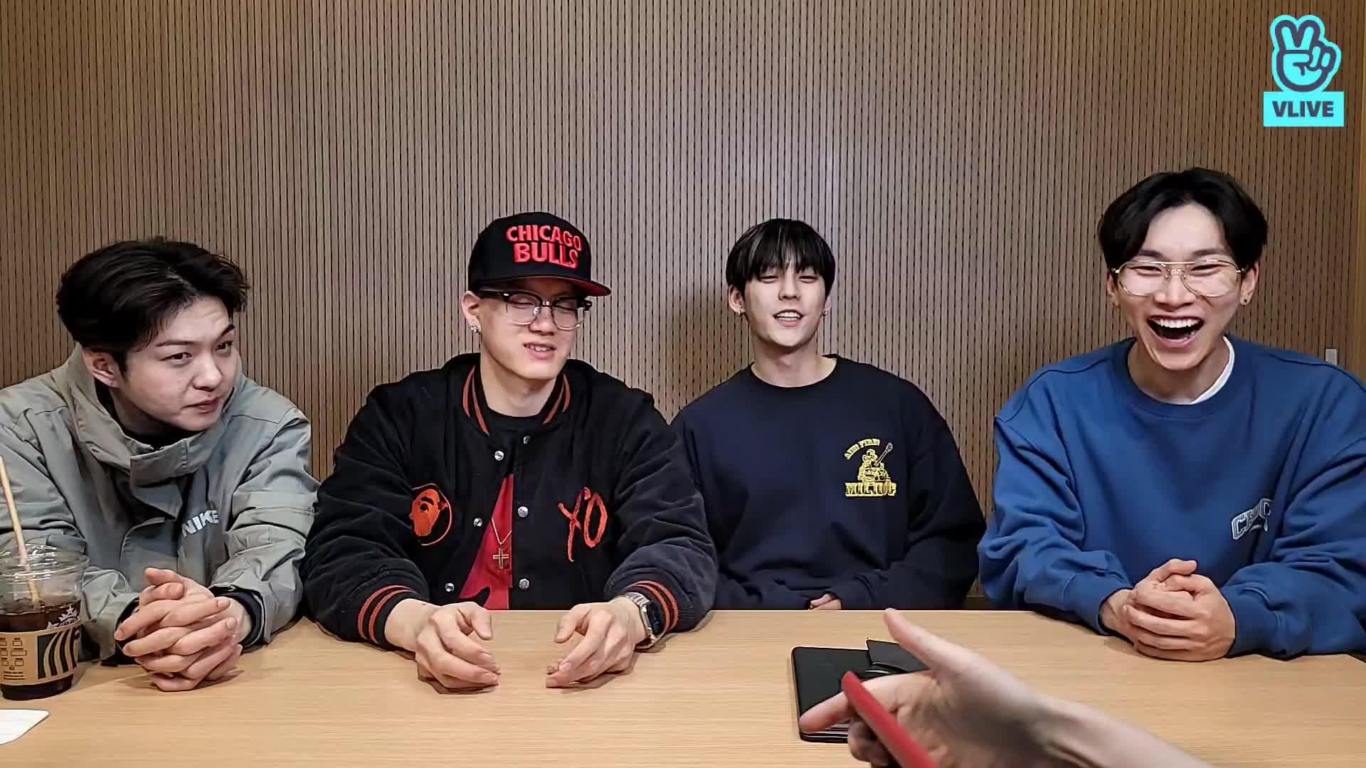 (진짜) 킹덤 첫 방송 기념 BTOB D-DAY LIVE💙