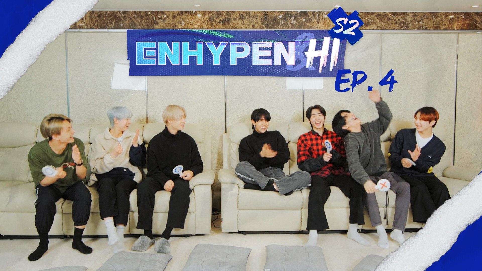 ENHYPEN (엔하이픈) 'ENHYPEN&Hi' Season 2 EP.4