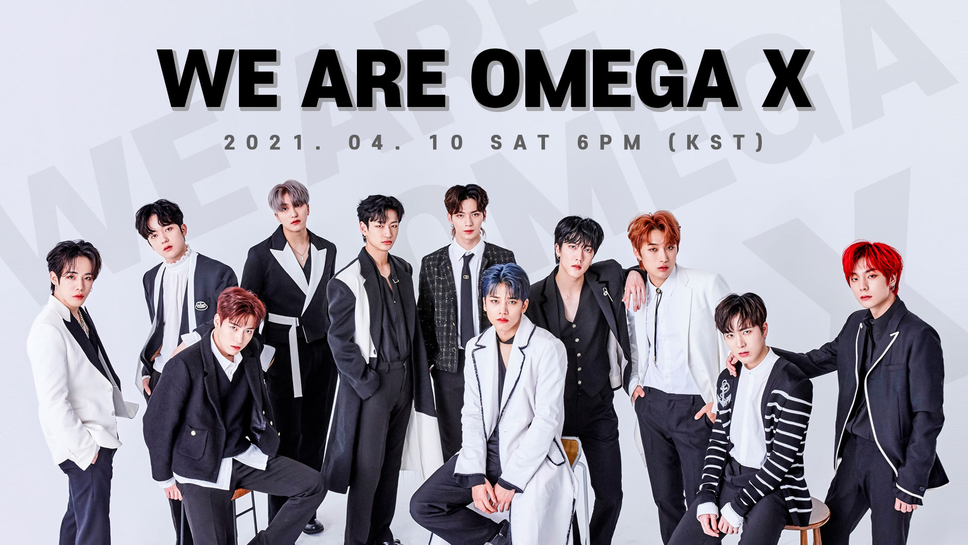 ✨WE ARE OMEGA X✨