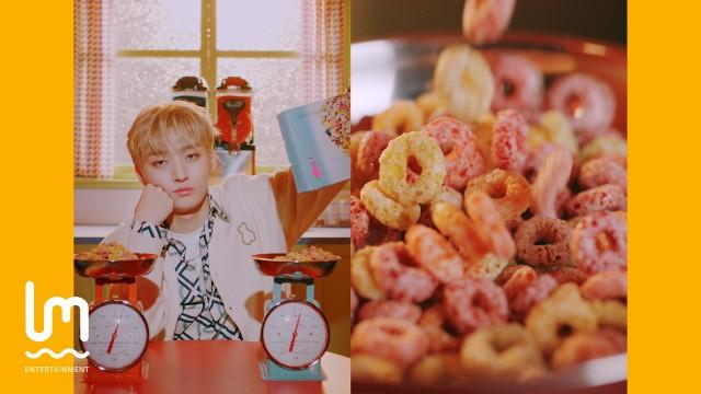 윤지성(Yoon Jisung) - 'LOVE SONG' MV TEASER