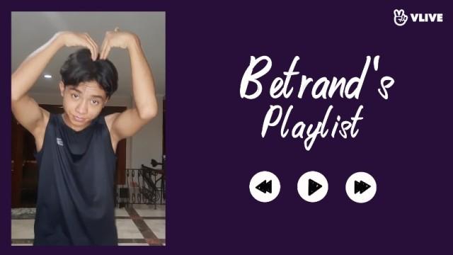 [V PICK!] Betrand's Workout Playlist 🏋🏻♂️🎶