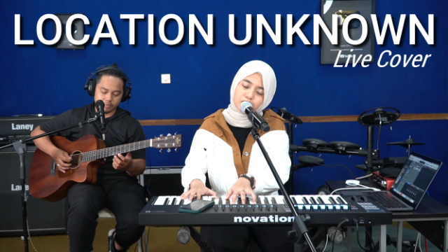 Location Unknown - HONNE (Hanin Live Cover)