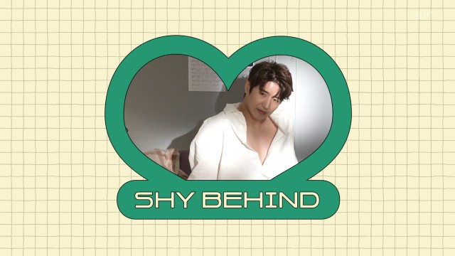 SHY (손호영) - '2021 호이력 HOI at HOME' 촬영 비하인드