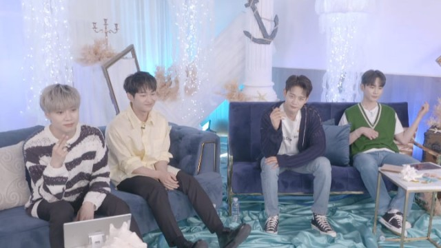 SHINee's Sailing: Finding 'Atlantis'