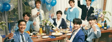 [Enter code number] 『E.L.F-JAPAN 10th Anniversary ~The SUPER Blue Party~』