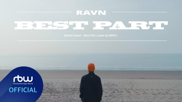 [US RECORD] Daniel Caesar - Best Part (Cover by RAVN)