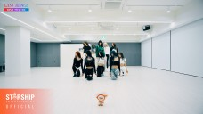 [Dance Practice] 우주소녀(WJSN) - Last Dance