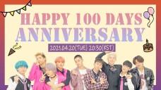 🎉DEBUT 100 DAYS Anniversary🎉