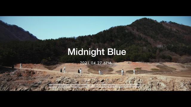 [Teaser1] Kid Milli, dress - Midnight Blue (Feat. 끝없는잔향속에서우리는)