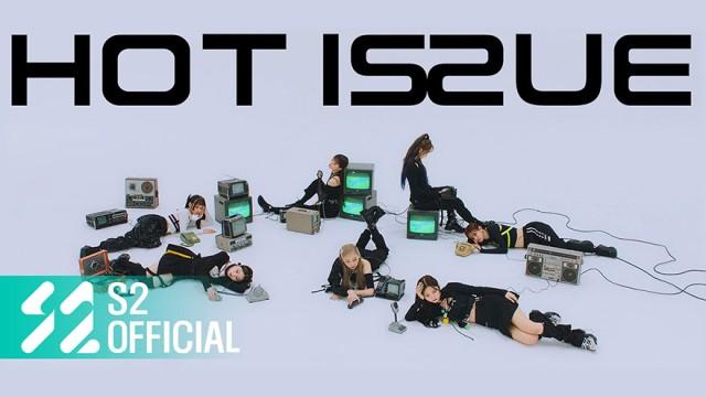 핫이슈 (HOT ISSUE) - '그라타타 (GRATATA)' Official MV Teaser 1