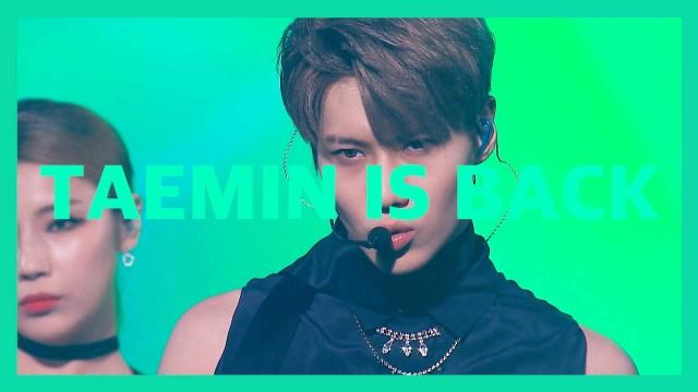 [Beyond LIVE - TAEMIN : N.G.D.A] Concert Highlight - 박력탬