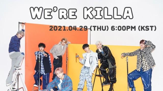 We're KILLA