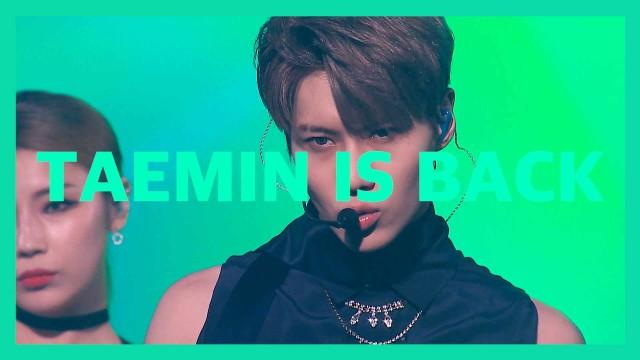 [Beyond LIVE - TAEMIN : N.G.D.A] Concert Highlight – 요정탬