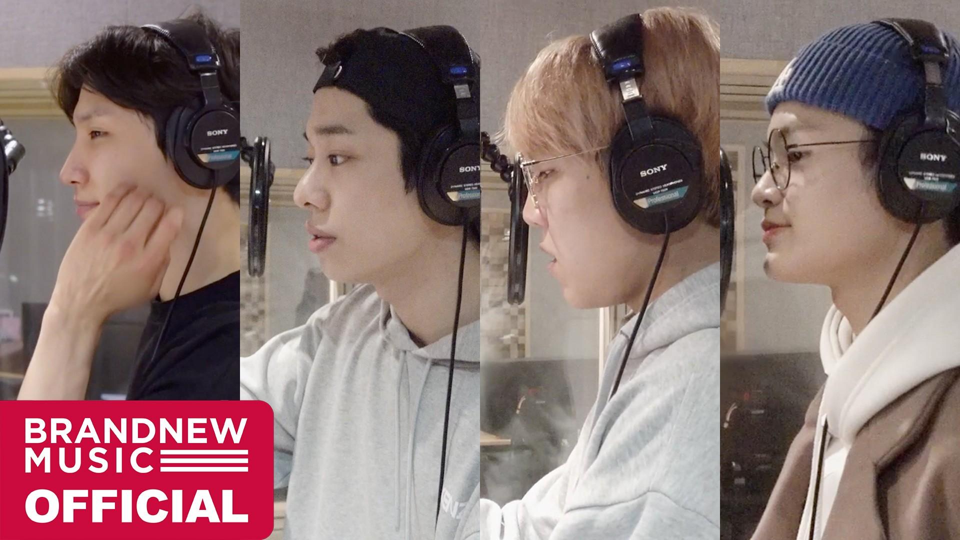 AB6IX (에이비식스) '감아 (CLOSE)' RECORDING FILM