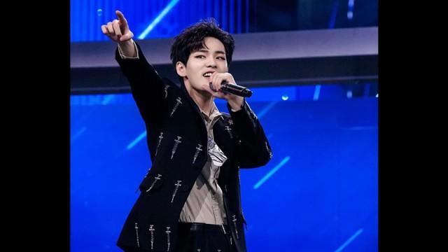 [FANCAM] Yao Bonan (Yao Mingming) - Meteor Rain(Youth and Melody)