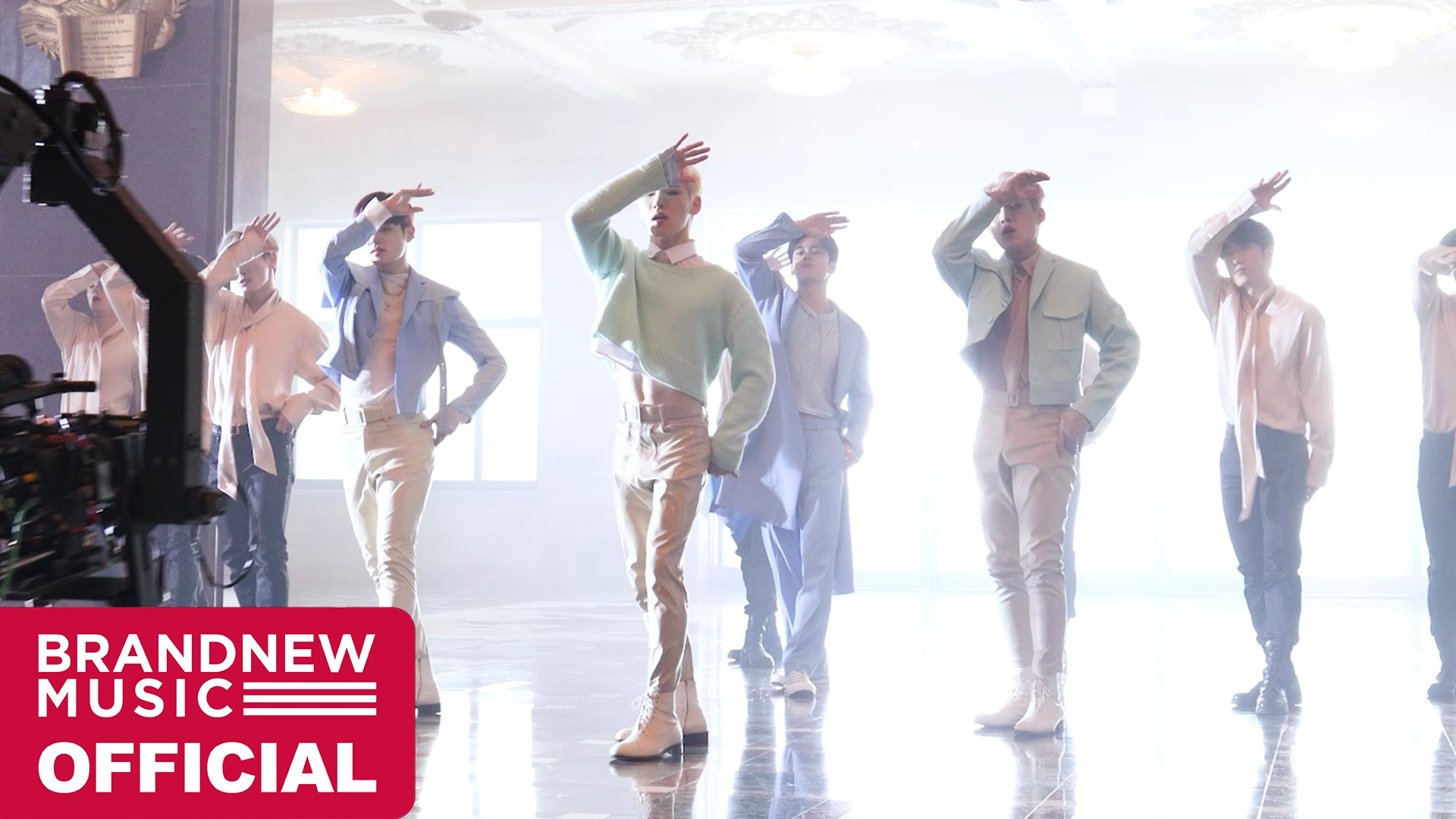 AB6IX (에이비식스) '감아 (CLOSE)' M/V MAKING FILM