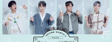 [Enter code number] 「SHINee WORLD J Presents 〜Bistro de SHINee〜」